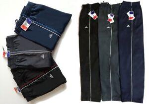 Jogginghosen Sporthosen Fitness Haushosen Freizeithosen M - 3XL ohne Bündchen