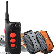 AETERTEK Large Dog Training Shock Collar E-collar Anti barking Waterproof 918C