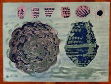 PIETRO  CONSAGRA  litografia 1967 2RC ''SENZA TITOLO'' (31/2)