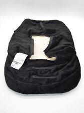 JJ Cole BundleMe Canopy Style Bunting Bag/Car Seat Cover Color Black