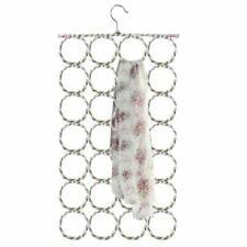 Hangers Hijab Scarf Holder Ring Rope Tie Shawl Organizer Hook Rack Storage