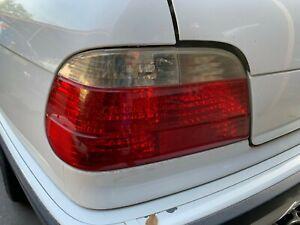 2001 BMW 740I 740iL LEFT DRIVER TAIL LIGHT