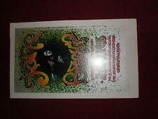Jeff Beck Poster Grande Ballroom Signed/Numbered