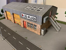 OO Scale Transport warehouse industrial