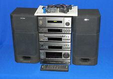 Sony MHC-5600  -  Hifianlage CD/Tape/Tuner/Verstärker + Boxen SS-H6600