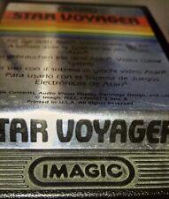 Star Voyager Atari VCS 2600 (módulo)