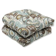 Lawn Chair Cushions Wicker Kitchen  Seat Patio Furniture Replacement Pad Pillows