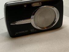 Olympus µ 600 6.0MP Digital Camera - Navy blue