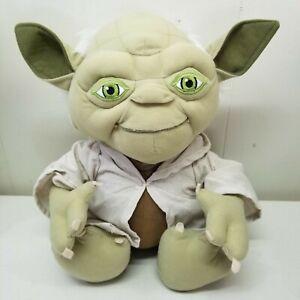 Star Wars Yoda Large Stuffed Animal Plush Toy 17 Inch Gift Kids