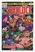 "Warlock #12 - ""Triumph And Tragedy"" - 1976 - (Grade 7.5)"