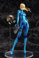 Metroid Other M Samus Aran Zero Suit Figma 1/8 Scale Action Figure - New In Pack