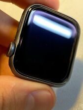 Apple Watch 4 40mm nero - Cinturino sport nero Apple