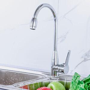 360° Umdrehung Küchenarmatur Spültischarmatur Einhandmischer Wasserhahn