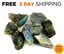 1LB LABRADORITE LOT Rough CRYSTAL Raw Natural Stone Gemstone LARGE WHOLESALE