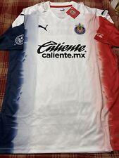 Chivas Away Jersey Puma 20/21 Sizes XxL Adult