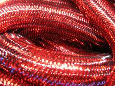 RED METALLIC TUBULAR CRIN CYBERLOX