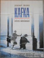 Plakat Kafka Jeremy Irons Steven Soderbergh Joel Grey 120x160cm