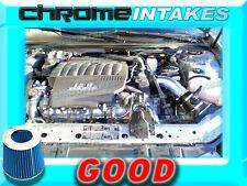 BLACK BLUE 04-08 PONTIAC GRAND PRIX GT1/2 GTP GXP 3.8L V6  5.3L V8 AIR INTAKE TB