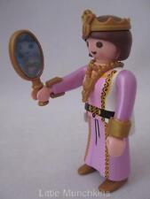 Playmobil Dama En Vestido Rosa con Espejo NUEVO Dollshouse/Victoriano/Palacio figura