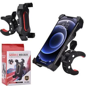 360°Motorcycle Bike Handlebar Phone Mount Holder For iPhone 12 Pro Max/12 Pro/12