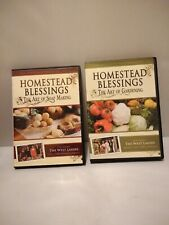 Homestead Blessings DVD Set Of 2 - The West Ladies