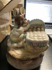 Music Box Schmid Beatrix Potter Hunca Munca Tale Of Two Bad Mice Brahms Lullaby