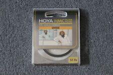 Hoya 52.0 UV HMC Photography Filter + case