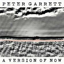 MIDNIGHT OIL PETER GARRET - A VERSION OF NOW  / CD NEW & SEALED AUS RELEASE 2016