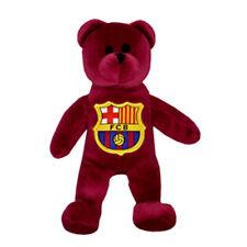 FC BARCELONA MINI SOLID BEAR TOY CREST LOGO IDEAL GIFT