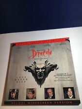 Dracula Laserdisc Special Collectors Edition Brom Stokers Coppola Ryder Reeves