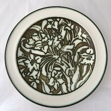 Wedgwood Tiger Lily Dinner Plate Made in England