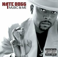 Nate Dogg - Music And Me - Nate Dogg CD M3VG The Fast Free Shipping