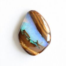 Boulder opal 24.57ct 27 x 20mm Australian opal natural solid loose unset stone