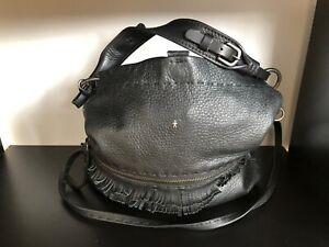 1299€ Original HENRY BEGUELIN Designer Leder Handtasche