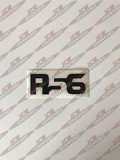 BMW MINI 2nd Gen R56 Model Designation Black Vinyl Sticker by JCW Adventures