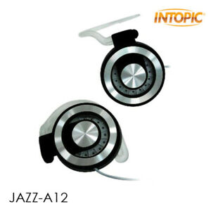 Intopic JAZZ-A12 Clip on Earphones