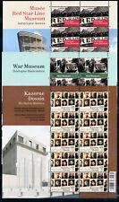 [BF50008] Belgique 2013 - N°4377/9** - Série de 3 Petits Feuillets de 10 Timbres