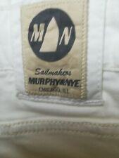 MURPHY & NYE PANTALONI tg. 54, nuovi, colore bianco.