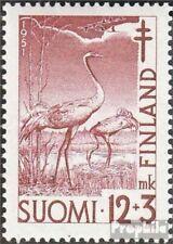 Finland 397 postfris MNH 1951 Vechten de Tuberculose