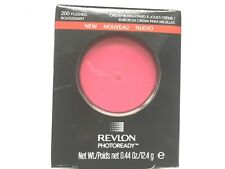 Revlon Photoready Cream Blush Flushed 200 BOXED Blusher