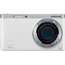 Samsung NX Mini Smart Camera (White ,Body Only)