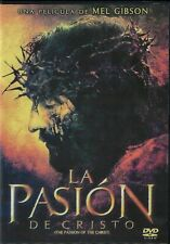 La Pasion De Cristo[ The Passion Of Christ] Mel Gibson Dvd, New