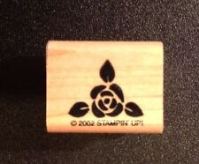 2002 Stampin' Up! Rose Rosette Small