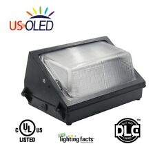 60W LED Wall Pack Light,Lumileds,5700K,100-277VAC,6124lm,UL/DLC,IP65 Outdoor