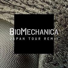 BioMechanica – Japan Tour Remix  CD  Francisco Lopez + Esplendor Geometrico
