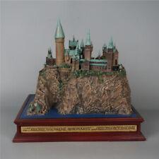 "New Universal Studios Harry Potter Hogwarts Resin Castle Figurine 13"" Statue"