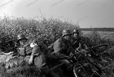 negativ-AOK 18-Armee-Sanitäter-Rhein/waal-Maas region-Wyler meer-front-Fahrrad-3