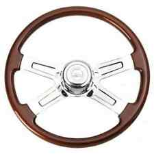 "4 Spoke Steering Wheel (18"") - Peterbilt 1993-98 Kenworth 1995-97"