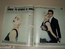 GENTE=1987/39=MADONNA=MARIA FIORE=DEPECHE MODE=LICIO GELLI=LOANO=DE CHIRICO=