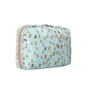 LeSportsac Classic Extra Large Rectangular Cosmetic in Party Pups NWT